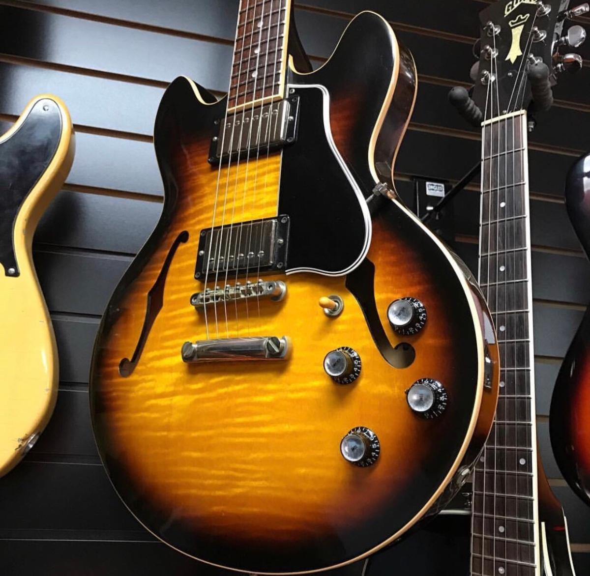2008 Gibson CustomES339